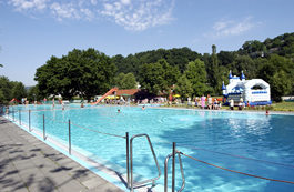 Freibad in Oberbieber